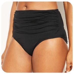 Merona High Waisted Swim Bikini Bottoms, XL - NWT